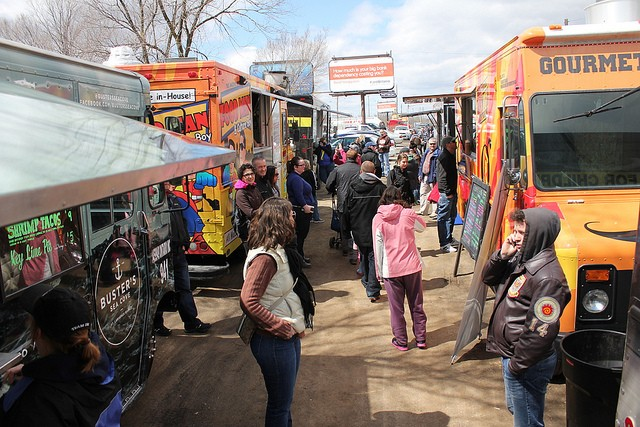 Food Truck Friday Burlington