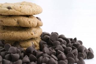 GF Chocolate Chip Cookies