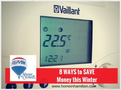 8 Ways to Save $$$ Money this Winter