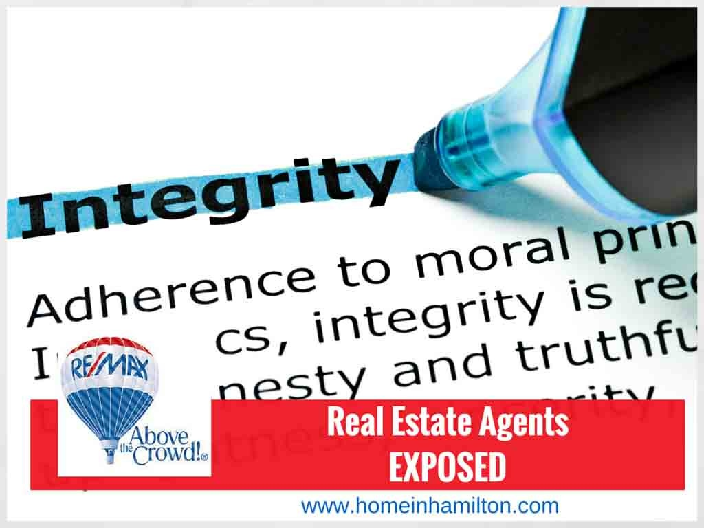Real Estate Agents EXPOSED - Volume 1 - The Increasing Commission Rate