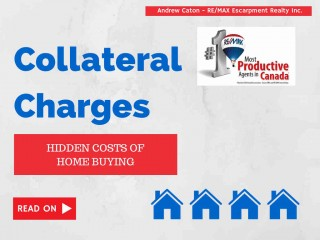Collateral Charges: Hidden Costs of Home Buying